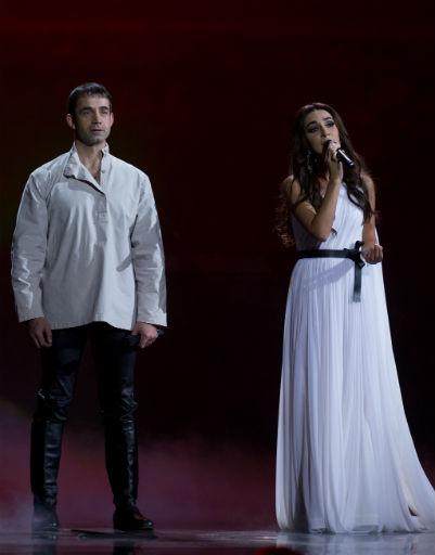 Дмитрий Певцов не мог пропустить концерт артистки