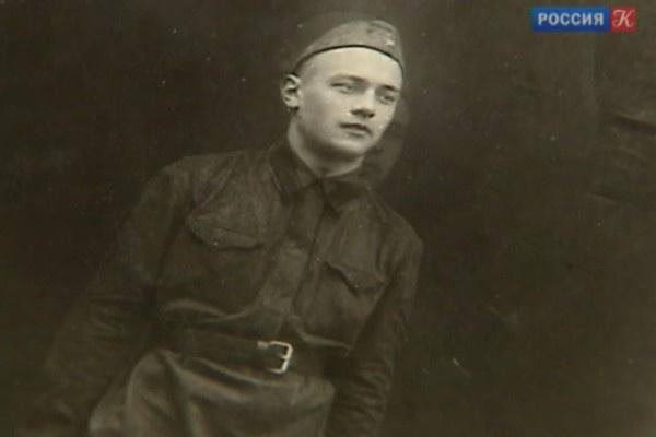 Фото Николая Лебедева, сделанное за неделю до войны