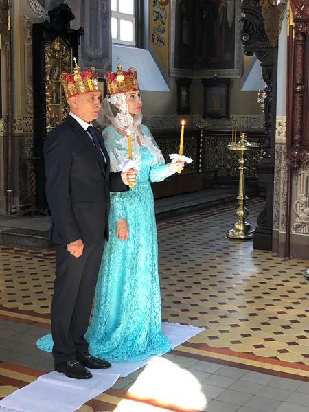 Церемония прошла в Павловом Посаде