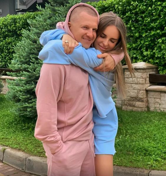 Ханна и Пашу женаты почти шесть лет