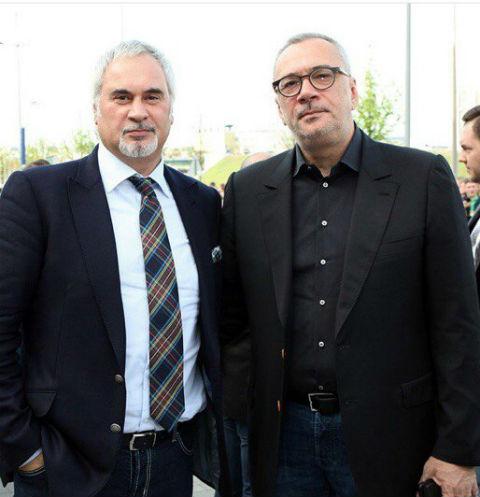 Валерий и Константин Меладзе