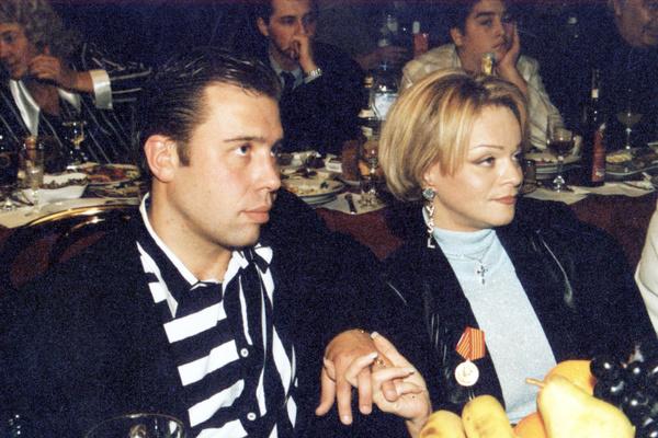 Певица тяжело переживала кризис отношений с Ильей Спицыным