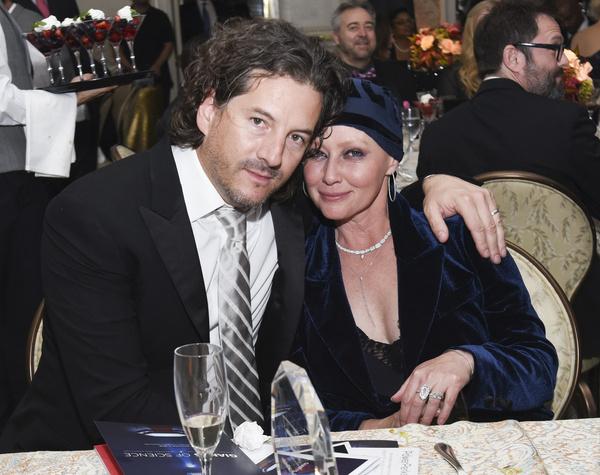 Шэннен и Курт женаты уже почти девять лет