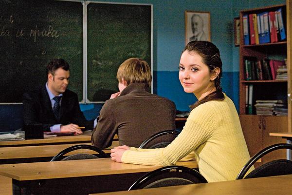 В студенческие годы Валентина жила в общежитии