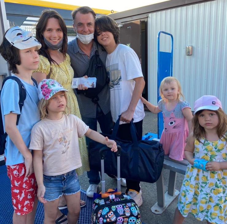 Петренко стал отцом пятерых детей