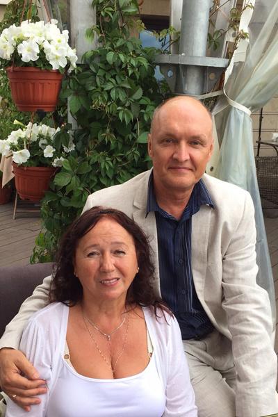 По традиции на Новый год Наталья и Андрей посещают филармонию