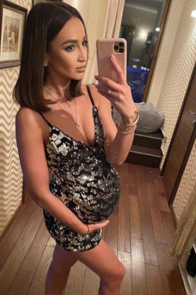 Ранее Ольга уже шутила по поводу своей беременности