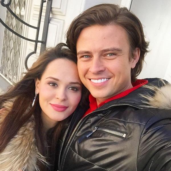 Прохор Шаляпин с Анной Калашниковой