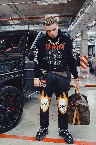 Элджей продемонстрировал модный образ за 245 тысяч рублей