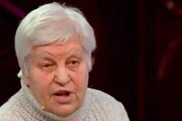 Елена Лосева, подруга Зыкиной