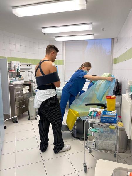 Новости: Давид Манукян попал в больницу – фото №2