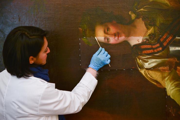 В Россию картину привезли благодаря объединенным усилиям музея-заповедника «Царицыно» и Национального агентства по музеям, охране природы и культурному наследию Мальты
