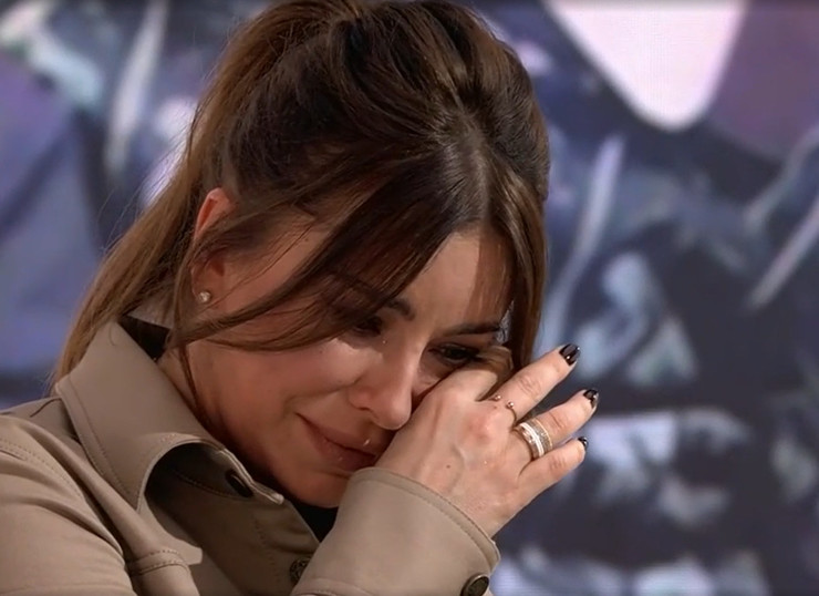 Ани не смогла сдержать слез, вспоминая о погибшем брате