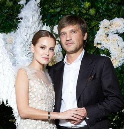 Дарья Клюкина и Владимир Чопов