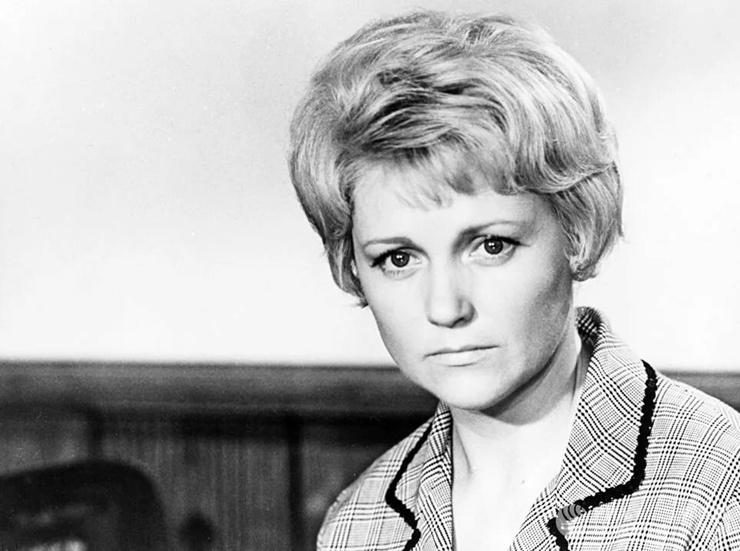 Роль в «Семнадцать мгновений весны» была эпизодической, но актриса все равно обрела популярность