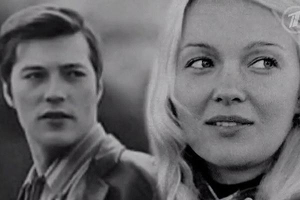 Актеры были очень красивой парой