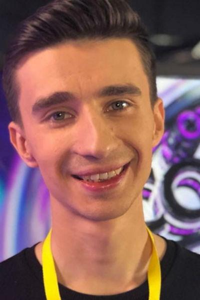 Андрей Жмакин