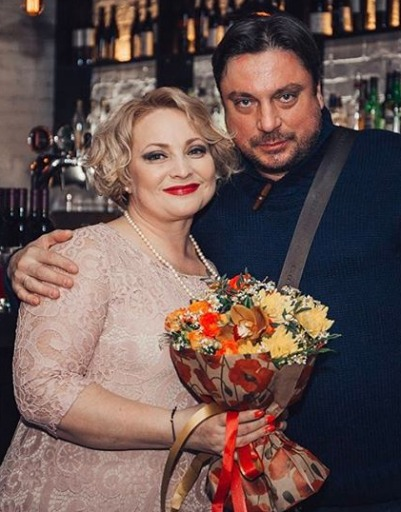 Светлана Пермякова и Сергей Олексяк
