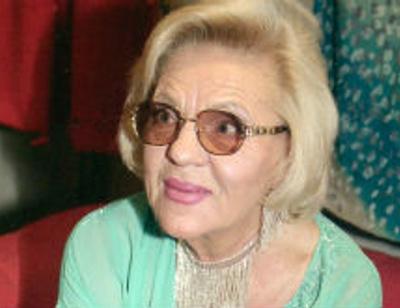 Не стало народной артистки Зинаиды Шарко