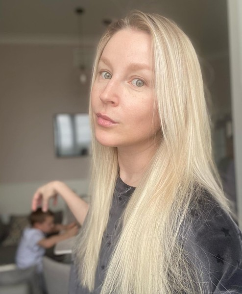 Актриса не стала приукрашивать внешность фотошопом