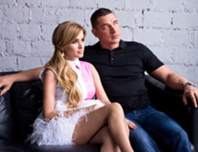 Накануне свадьбы Ксения Бородина снялась с женихом в романтической фотосессии