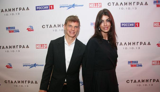 Алиса Казьмина: «Аршавину осталось только отказаться от родительских прав!»