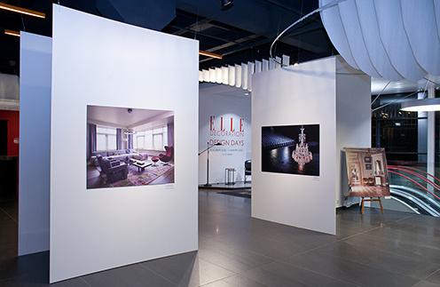 Фотовыставка ELLE DECORATION в Санкт-Петербурге