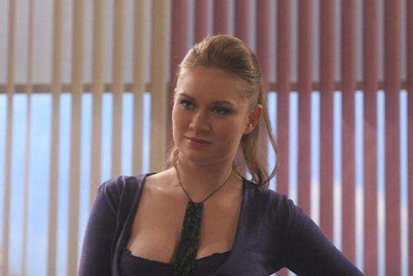 Снимаясь в сериале «Не родись красивой», актриса выглядела иначе