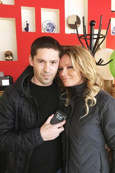 Андрей Трощенко стал инициатором развода с теледивой