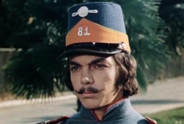 Сергей Захаров успел сняться и в кино