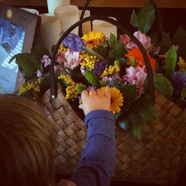 Поклонники Марии Кожевниковой убеждены, что ее старший сын вырастет джентльменом