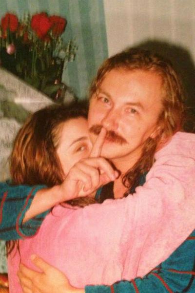 Игорь Николаев и Наташа Королева в 90-е