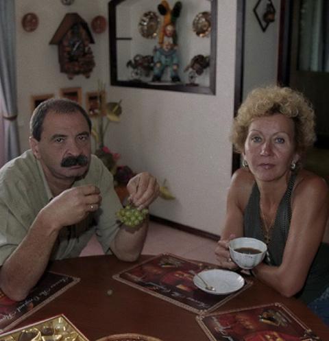 Илья Олейников и Ирина Клявер прожили вместе 38 лет