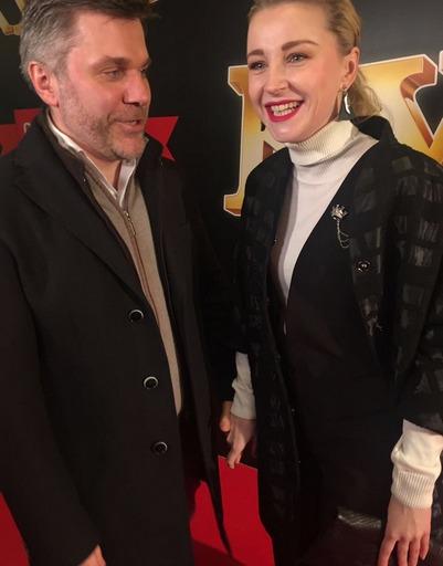 Ольга Медынич и Джамал Тетруашвили
