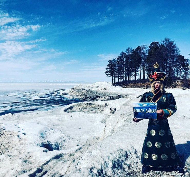 Сергей Зверев уходит в политику, чтобы спасти Байкал