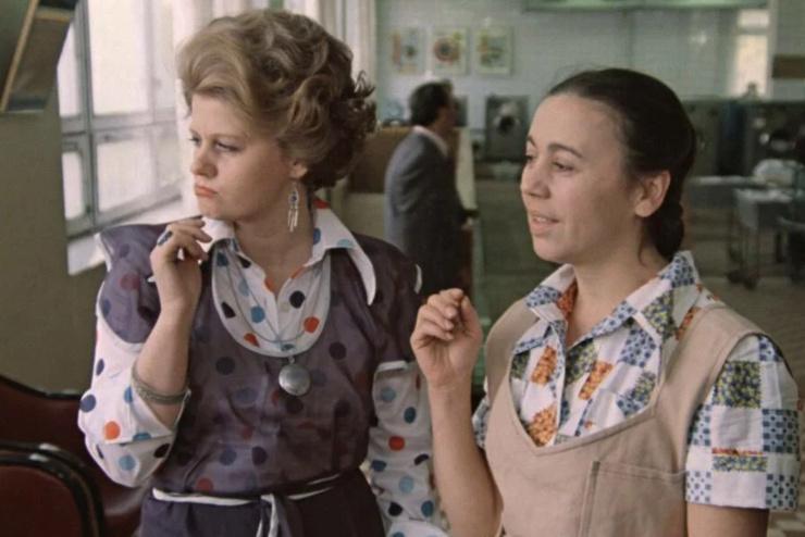 Актриса особенно запомнилась зрителям по роли в фильме «Москва слезам не верит»