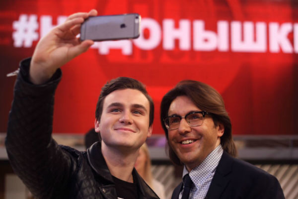Андрей Малахов и Николай Соболев
