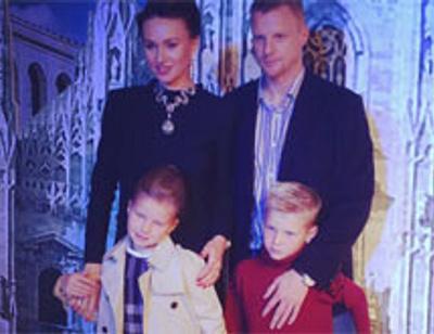 Дети Вячеслава Малафеева пробуют себя в модельном бизнесе