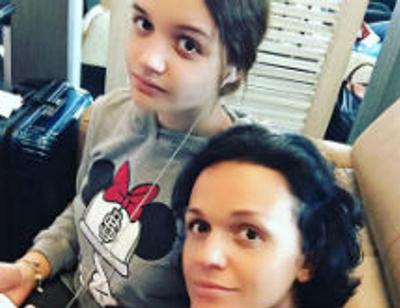 Певица Слава одобряет бойфренда дочери