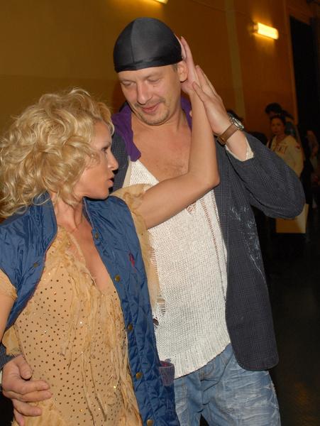 Два года спортсменка жила с актером Дмитрием Марьяновым