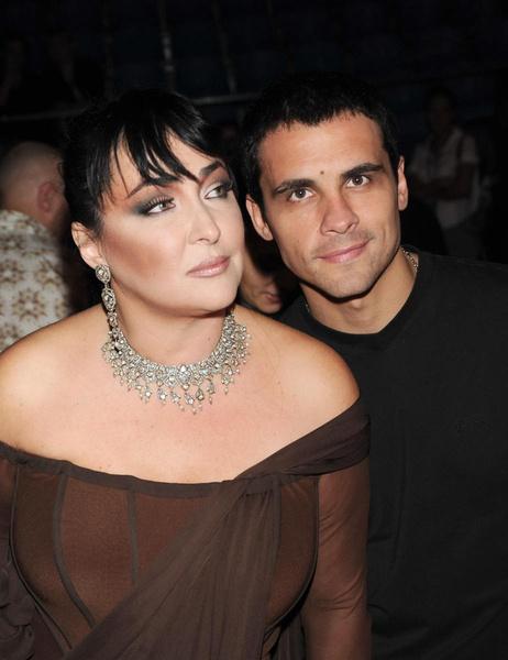 Лолита с бывшим мужем Дмитрием Ивановым