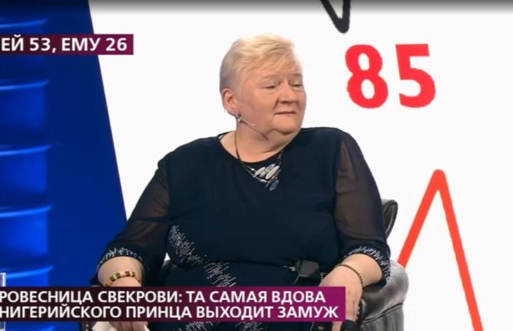 Наталья вновь счастлива