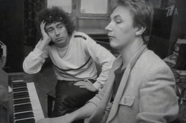Валерий Леонтьев и Игорь Николаев без усов