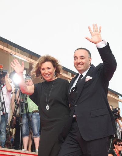 Александр и Валерия Роднянские