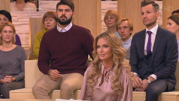 Дана Борисова рассказала свою историю в эфире программы Первого канала