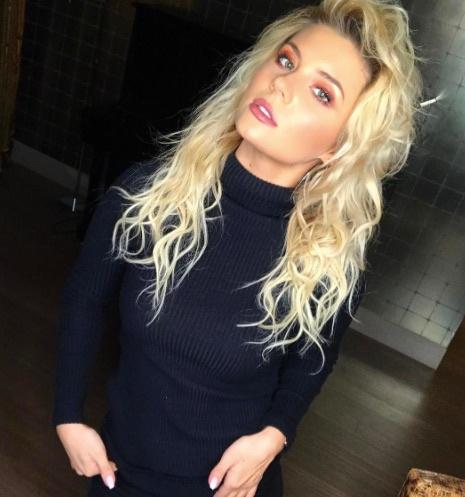 Певица Анна Шульгина