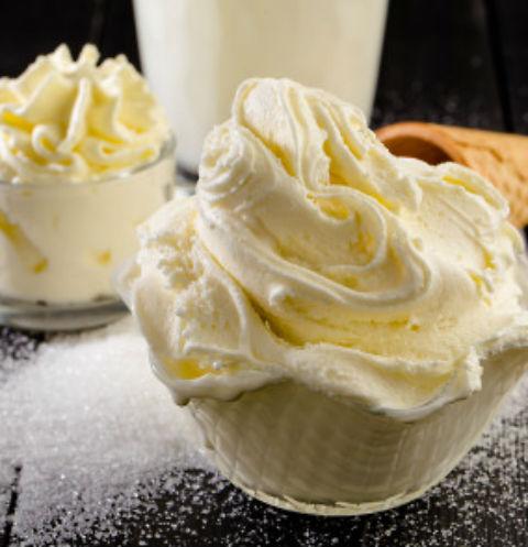 Мороженое – необычный подарок на Новый год