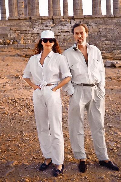 Актеры встретились в Греции через 10 лет