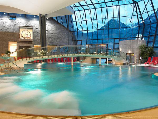 Отель AquaDome