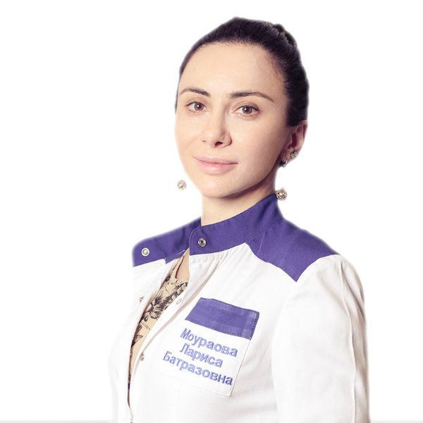 Лариса Моураова
